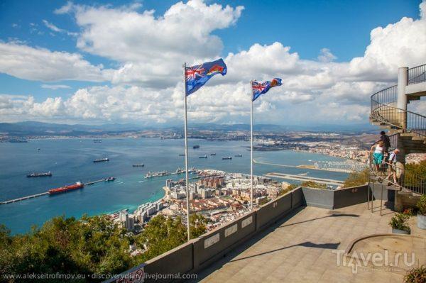 Денёк в Гибралтаре